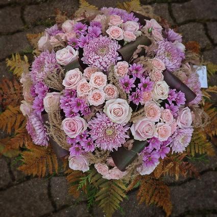 Bouquet pour enterrement