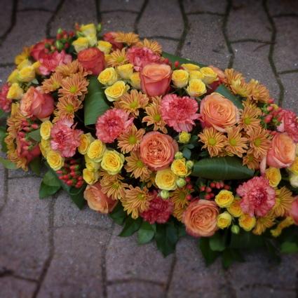 Fleuriste pour floraison mortuaire